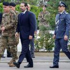 Lebanon's Hariri reemerges as PM candidate as Khatib withdraws