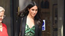 Meghan Markle takes style tips from Kate Middleton