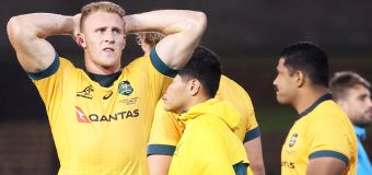 Rugby fans erupt over 'pathetic' Wallabies farce