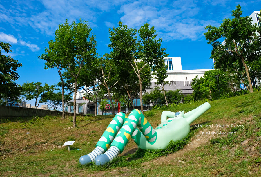 Dali Art國際藝術駐村.大里東湖公園19
