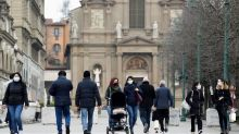 Italy reports seven more coronavirus deaths, 4,743 new infections
