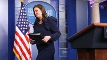 8 of Sarah Huckabee Sanders' most batshit moments as press secretary