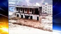 Mudslide in western China buries about 30