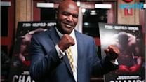 Evander Holyfield -- Mitt Romney Can Punch Me ... If He Can Catch Me