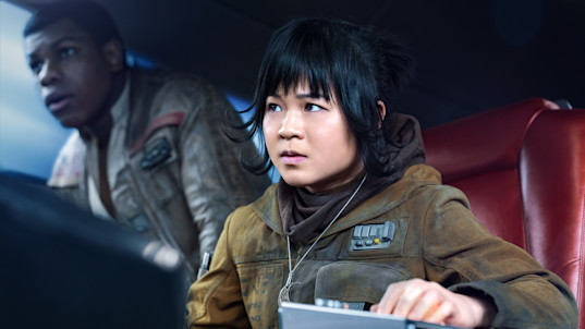 Introducing'The Last Jedi's' rookie of the year: Kelly Marie Tran
