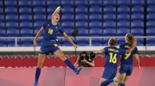 Sweden through to face Canada in gold medal match after beating Australia at Tokyo 2020