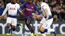Foot - C1 - Au FC Barcelone, Ousmane Dembélé brille et fait toujours parler