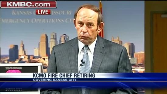 Smokey Dyer to retire as KC fire chief