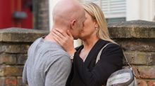 'EastEnders' drafts in real-life partners for kissing scenes