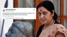 As Trolling Over Passport Issue Intensifies, Swaraj 'Likes' Tweets