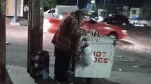 La triste historia de un vendedor de hot dogs de Querétaro que generó una gran muestra de solidaridad