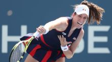 Johanna Konta out of US Open after defeat by Sorana Cirstea