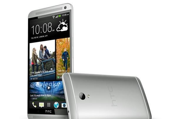 HTC One Max specs reportedly include Snapdragon 600 chip, Android 4.3 and Sense 5.5
