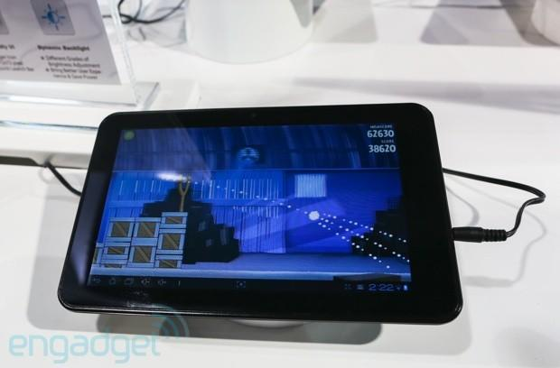 Gadmei 3D HD Pad hands-on (video)