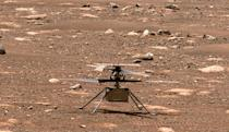 NASA's Mars copter needs a software update ahead of its flight test