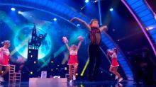 Con 6 años, Mario Prieto vuelve a dejar a todos boquiabiertos en 'Got Talent' con sus bailes