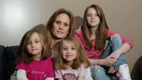 Inside mother's fight to get bone marrow for her children