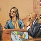Ex-mistress of 'El Chapo' says she was 'traumatized' by tunnel escape