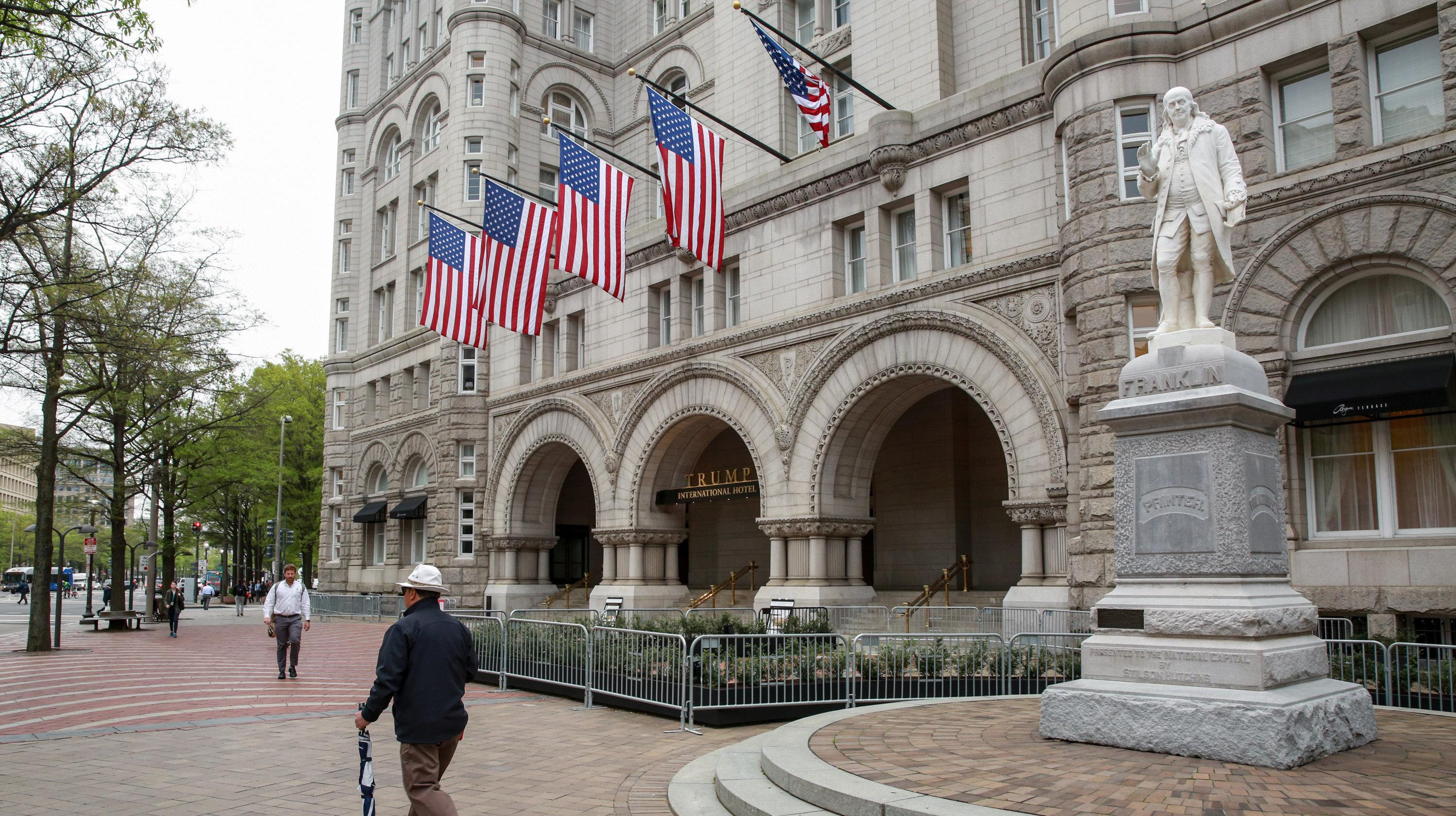 GOP Groups And Campaigns Have Spent At Least $4.7 Million On Trump Properties