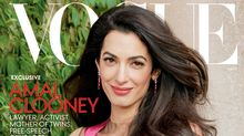 Amal Clooney is now a 'Vogue' cover girl: 'There's no reason why lawyers can't be fun'