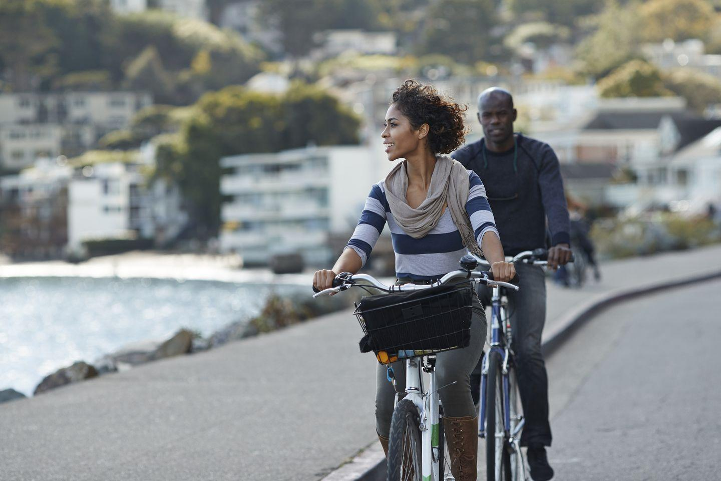 "<p>Get active on your day off and go for a bike ride before all the eating and partying begins.</p><p><strong>RELATED: </strong><a href=""https://www.womansday.com/home/decorating/g2441/fourth-of-july-decorations/"" rel=""nofollow noopener"" target=""_blank"" data-ylk=""slk:Festive 4th of July Decorations That'll Show Off Your Pride"" class=""link rapid-noclick-resp"">Festive 4th of July Decorations That'll Show Off Your Pride</a></p>"