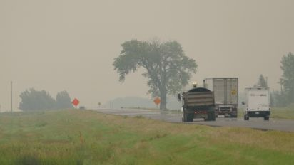 B.C. fires could impact Manitoba's air quality for weeks