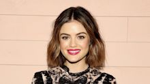 Lucy Hale Explains Why She Washes Her Face Four Times Every Day