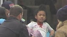 Girl, 5, shot days before birthday by 'woman trying to kill spider'