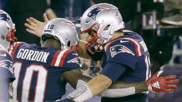 Report: Brady worked out with Josh Gordon