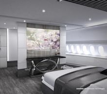 Boeing unveils new luxury VIP 777X business jet for world's wealthiest flyers (Photos)