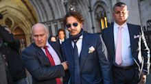 Johnny Depp's lawyer responds after actor's disturbing texts about Amber Heard read in court