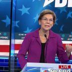 Elizabeth Warren skewers Michael Bloomberg, calling him 'a billionaire who calls women fat broads and horse-faced lesbians'