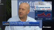 Goldman president on Twitter, Brexit and bitcoin — 'you're seeing the real' Lloyd Blankfein