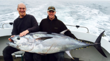 Fisherman spends three hours catching massive, valuable tuna - then puts it straight back in the sea