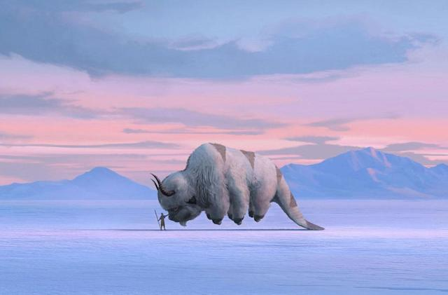 'Avatar: The Last Airbender' returns as a live-action Netflix series