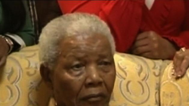 Nelson Mandela discharged from hospital