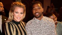 Khloe Kardashian sparks engagement rumours after finally confirming pregnancy