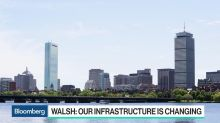 Boston Mayor Walsh on Amazon, Infrastructure and Self-Driving Cars