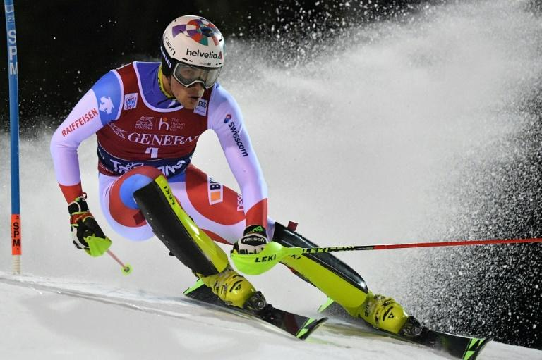 Yule Joins Tomba With Madonna Di Campiglio Slalom Repeat Win