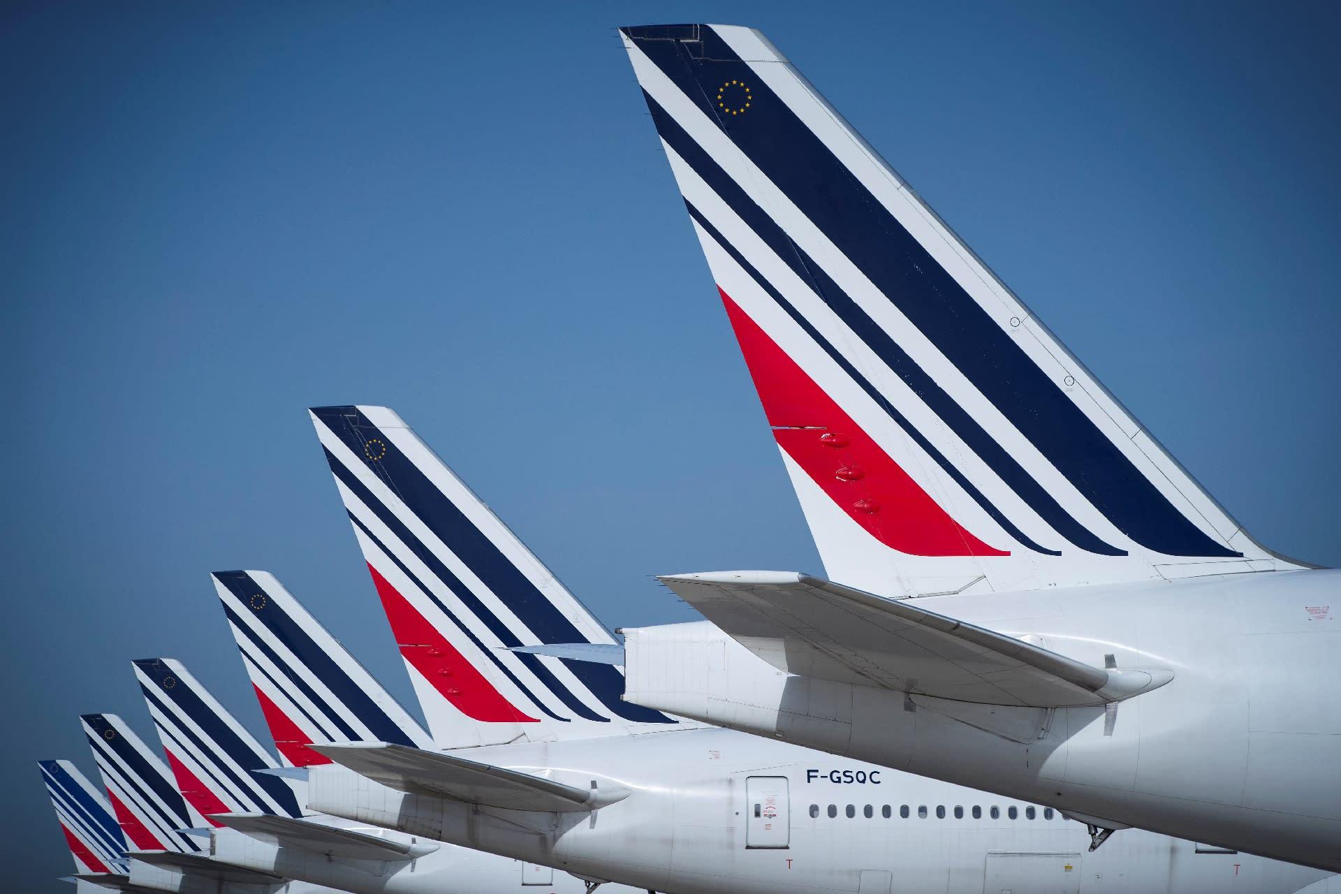 Budget: les sénateurs veulent aider Air France à acheter des avions «moins polluants»