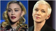 Annie Lennox Blasts Madonna For Sharing 'Dangerous' Coronavirus Conspiracy Theory