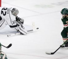 Wild use early goals to beat Kings 3-1 for 6th straight win