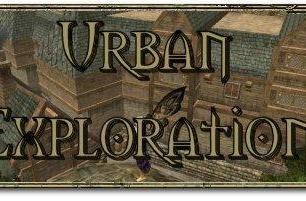 Urban exploration in MMOs