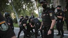 En Madrid, el resurgimiento del COVID-19 divide a ricos y pobres
