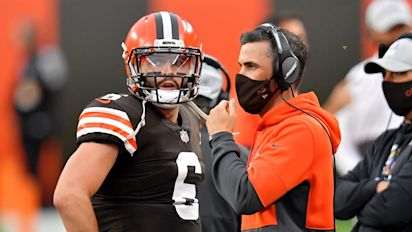 Browns in a strange spot: Building on success