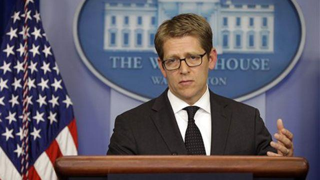 Jay Carney plays blame game over revised memos