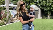 Christina Anstead defends herself from parent-shamers calling her an 'absent mother'
