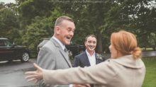 J.K. Rowling delights happy couple by crashing Edinburgh wedding