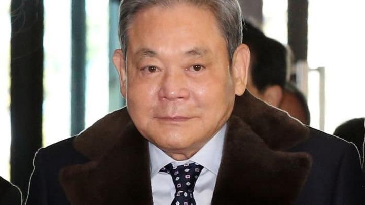 Magnata que transformou a Samsung morre aos 78 anos