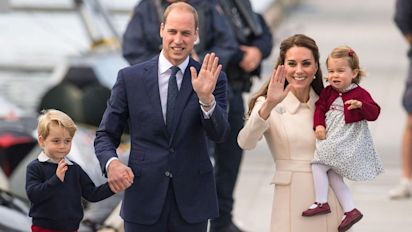 Royal couple reveal third baby's due date